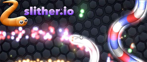 Slither.io - Play this highly addictive game that you won't be able to stop playing once you get started.